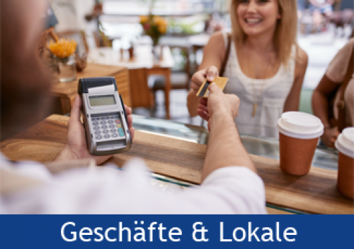 Geschäfte und Lokale