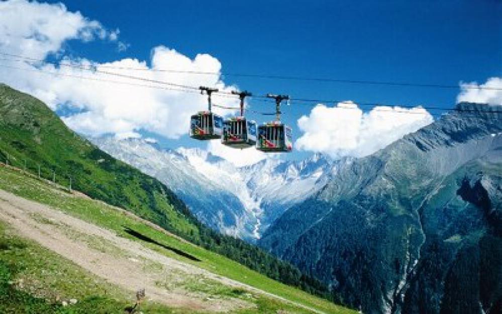 Natur Aktiv Hotel Tauernstern-Ausflugsziele-sommerfrische, nationalpark hohe tauern, kärnten, osttirol, österreich Hochgebirgsbahnen Ankogel