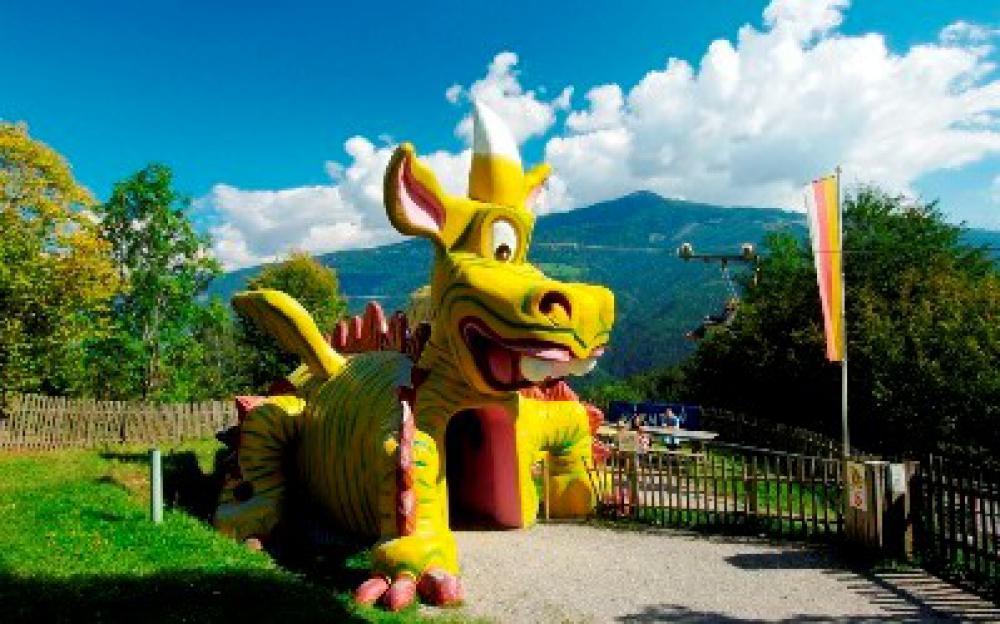 Natur Aktiv Hotel Tauernstern-Ausflugsziele-sommerfrische, nationalpark hohe tauern, kärnten, osttirol, österreich Drachenwandermeile-Energie-Erlebnisweg Trebesing