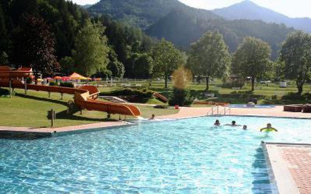 Natur Aktiv Hotel Tauernstern-Ausflugsziele-sommerfrische, nationalpark hohe tauern, kärnten, osttirol, österreich Erlebnisschwimmbad Oberdrauburg