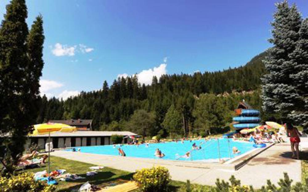 Natur Aktiv Hotel Tauernstern-Ausflugsziele-sommerfrische, nationalpark hohe tauern, kärnten, osttirol, österreich Erlebnisschwimmbad Gitschtal