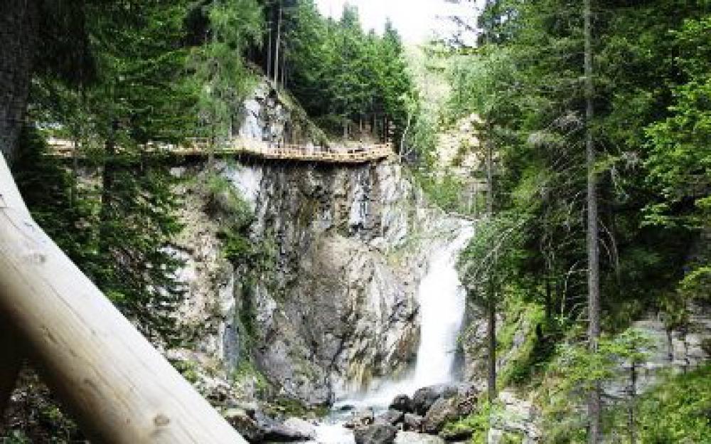 Natur Aktiv Hotel Tauernstern-Ausflugsziele-sommerfrische, nationalpark hohe tauern, kärnten, osttirol, österreich Groppensteinschlucht