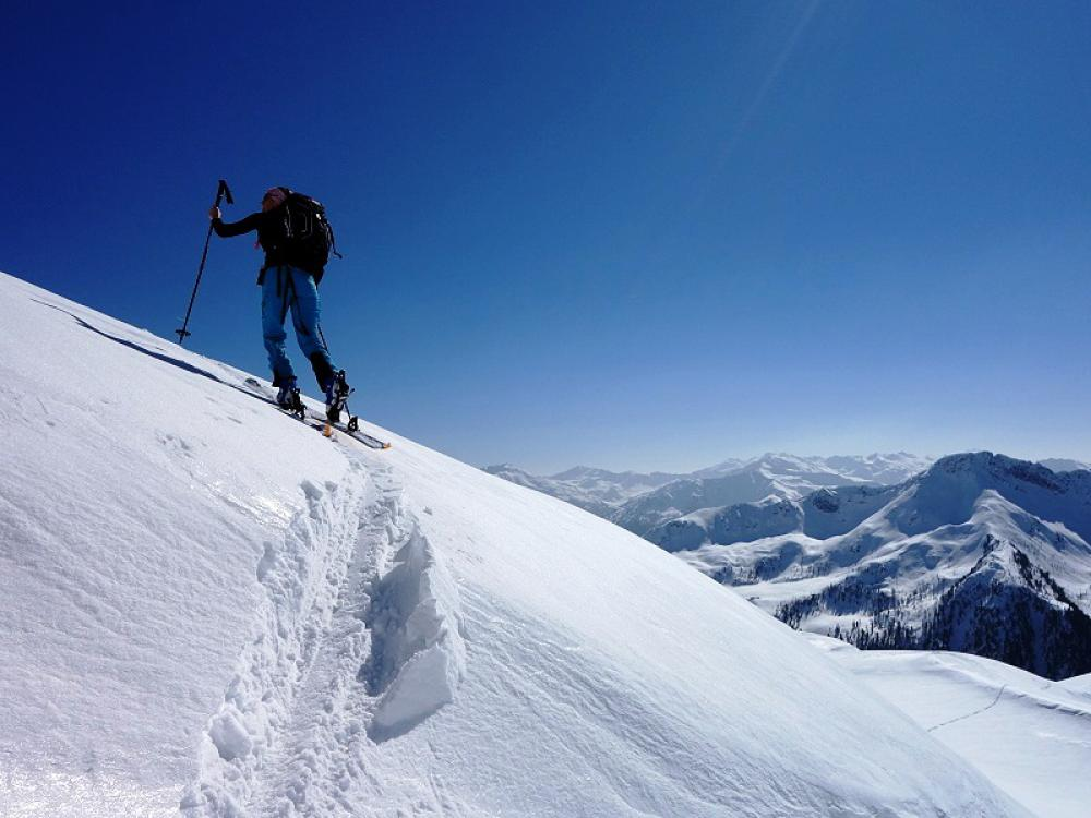 skitouren, skitourengehen, kärnten, osttirol, nationalpark hohe tauern, Natur Aktiv Hotel Tauernstern - Skitour Stellenkopf