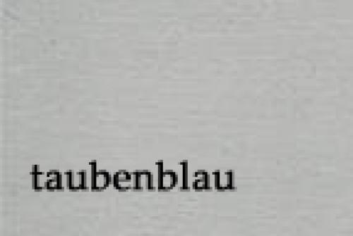 Lehmbaustoffe Pirker Lehmputz taubenblau