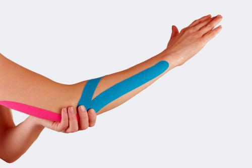 Kinesio Tapes Hand