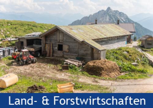 Land und Forstwirtschaft