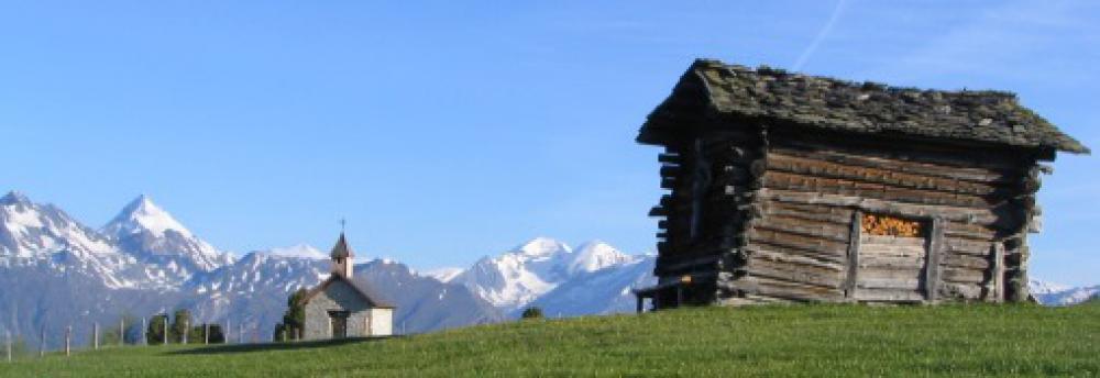 sommerfrische,, nationalpark hohe tauern, kärnten, osttirol, österreich Natur Aktiv Hotel Tauernstern-17_Glocknerblick_Antoniuskapelle aRRANGEMENT