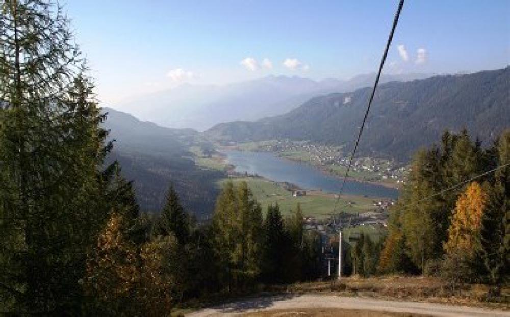 Natur Aktiv Hotel Tauernstern-Ausflugsziele-sommerfrische, nationalpark hohe tauern, kärnten, osttirol, österreich Weissensee Bergbahn