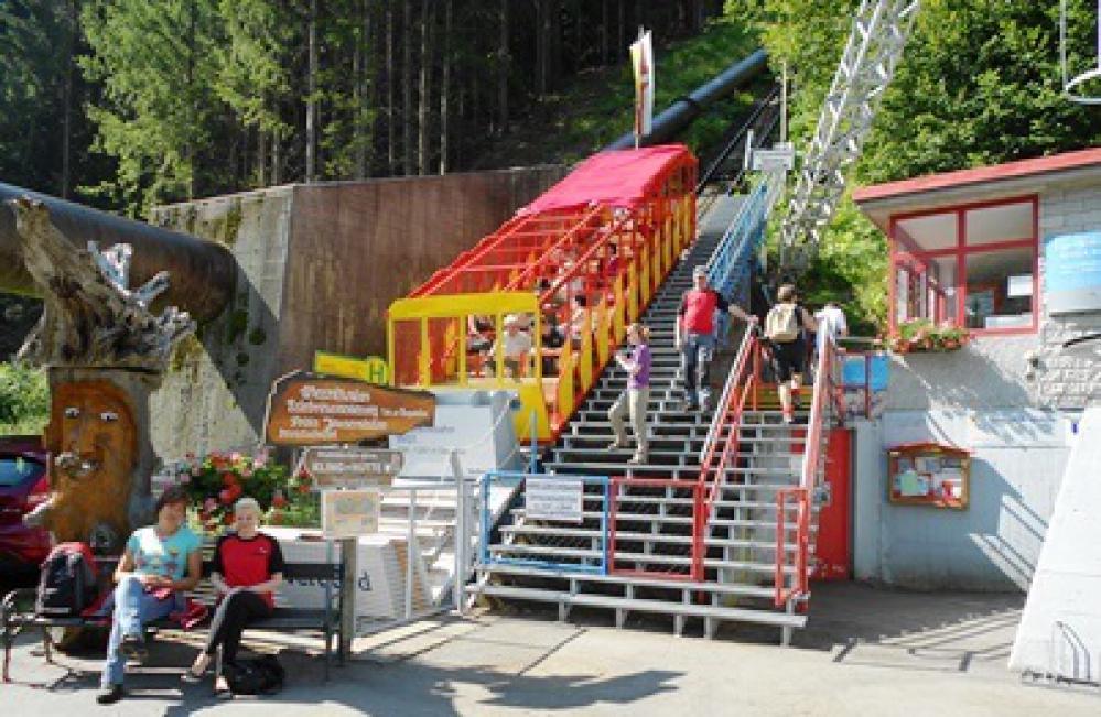 Natur Aktiv Hotel Tauernstern-Ausflugsziele-sommerfrische, nationalpark hohe tauern, kärnten, osttirol, österreich Panoramabahn Kreuzeck