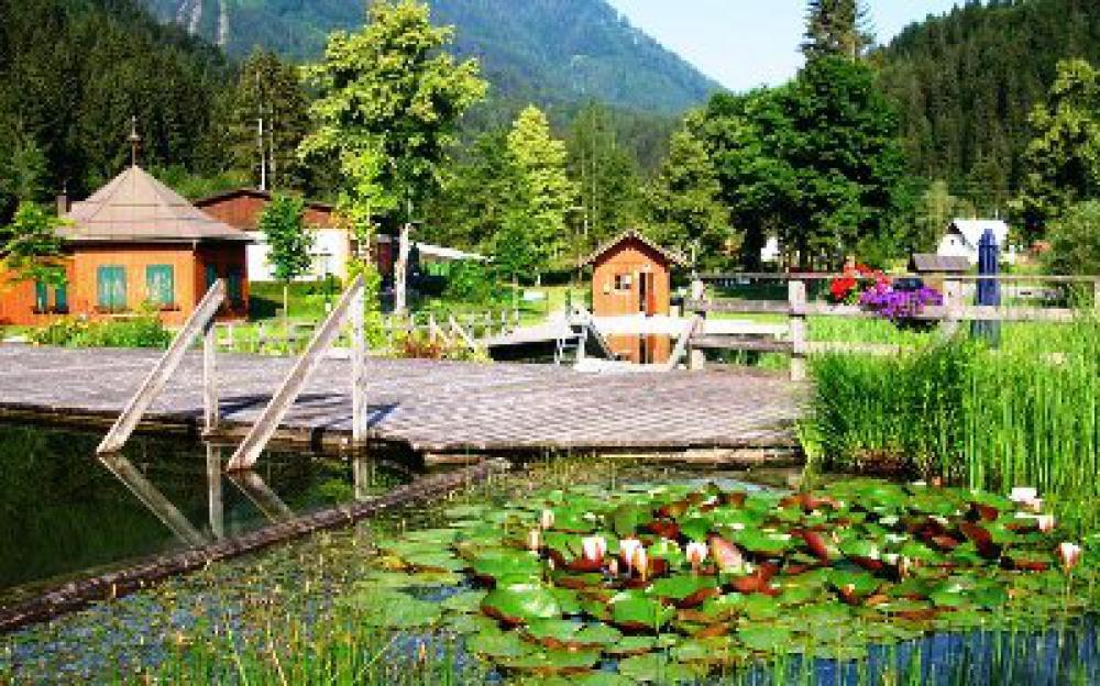 Natur Aktiv Hotel Tauernstern-Ausflugsziele-sommerfrische, nationalpark hohe tauern, kärnten, osttirol, österreich Naturschwimmbad Waldbad Mauthen