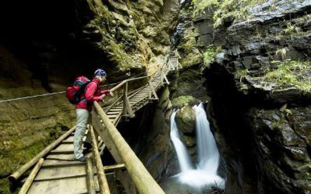 Natur Aktiv Hotel Tauernstern-Ausflugsziele-sommerfrische, nationalpark hohe tauern, kärnten, osttirol, österreich Raggaschlucht