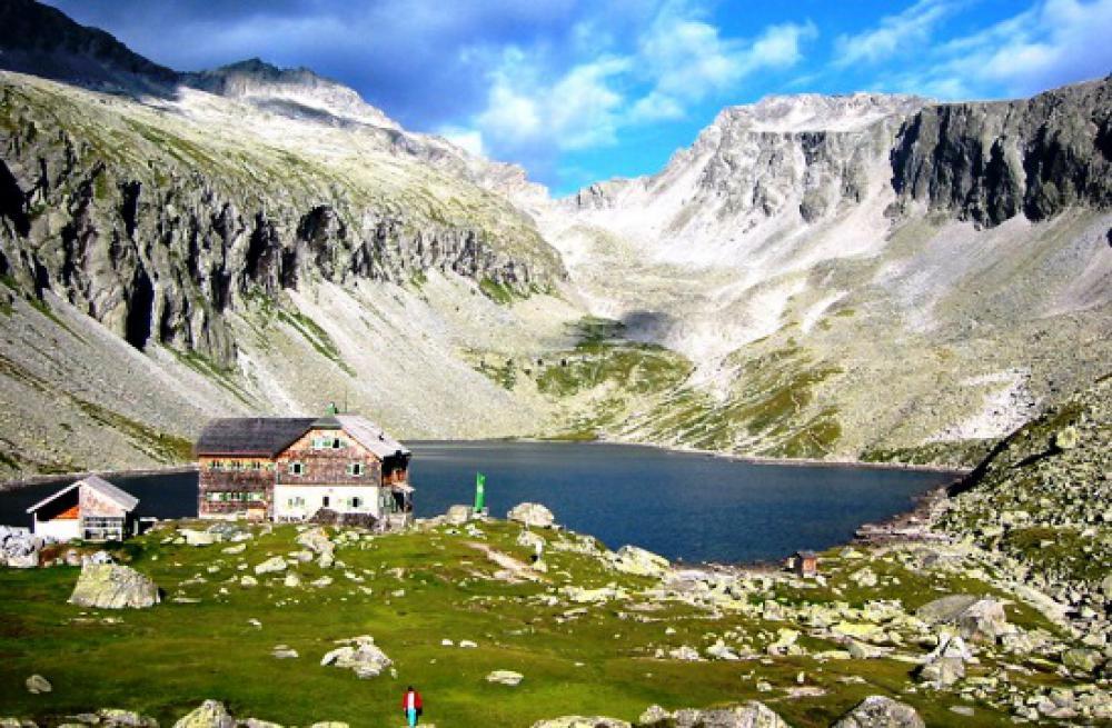 wanderurlaub, wandern, nationalpark hohe tauern, kärnten, osttirol, österreich – Natur aktiv Hotel Tauernstern  16_Doesener_See_Foto_NPHT_klein
