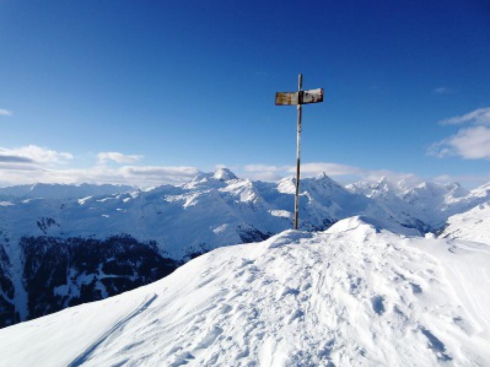 skitouren, skitourengehen, kärnten, osttirol, nationalpark hohe tauern, Natur Aktiv Hotel Tauernstern - Skitour Strasskopf