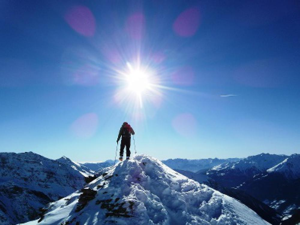 skitouren, skitourengehen, kärnten, osttirol, nationalpark hohe tauern, Natur Aktiv Hotel Tauernstern - Skitour Eckikopf