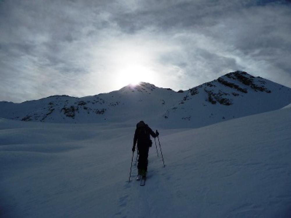 skitouren, skitourengehen, kärnten, osttirol, nationalpark hohe tauern, Natur Aktiv Hotel Tauernstern - Skitour Hochkreuz
