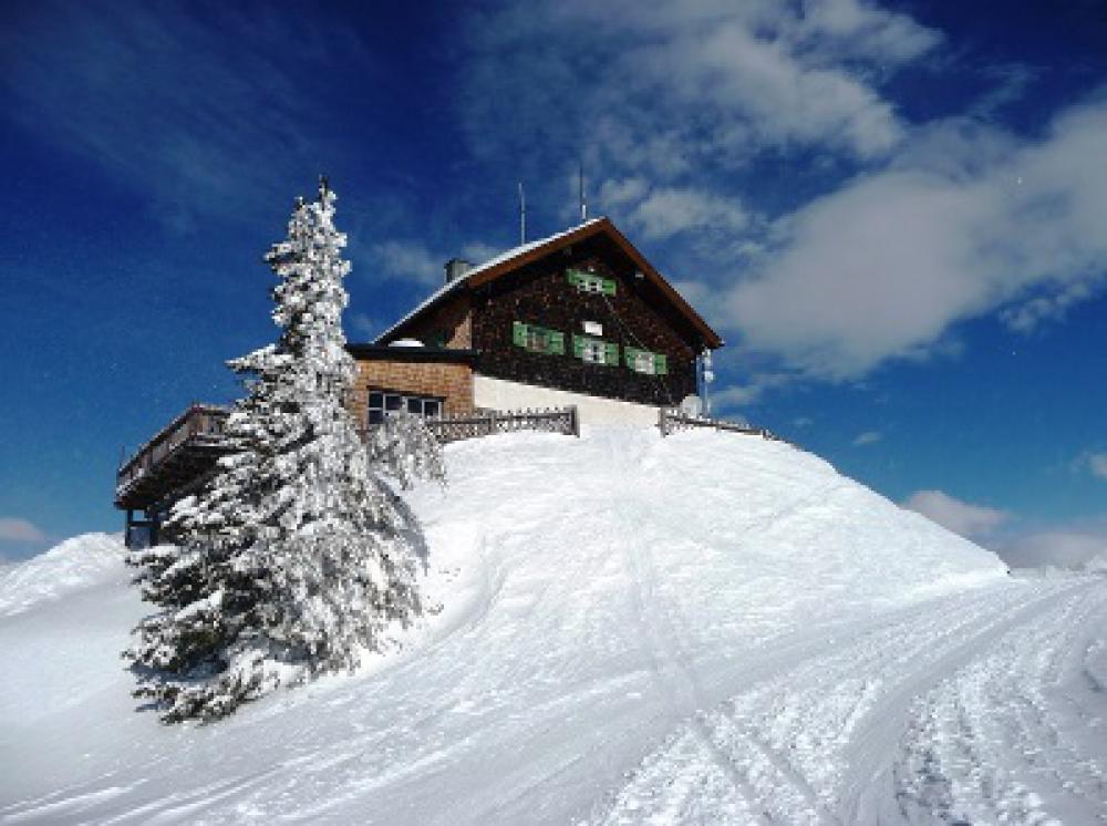 skitouren, skitourengehen, kärnten, osttirol, nationalpark hohe tauern, Natur Aktiv Hotel Tauernstern - Skitour Hochstein