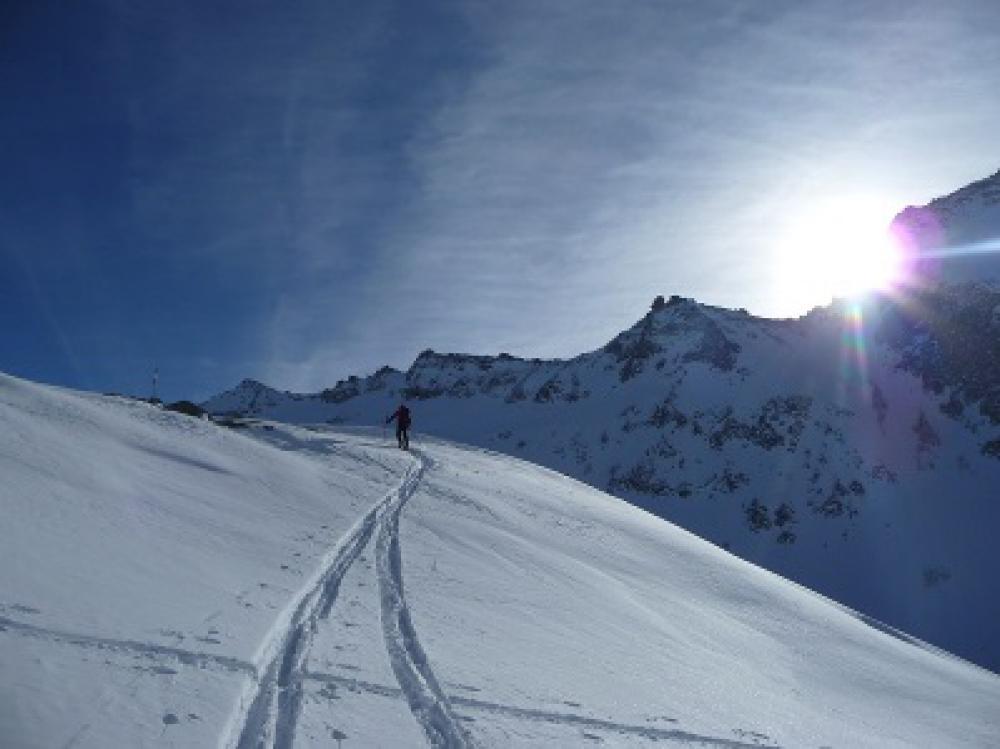skitouren, skitourengehen, kärnten, osttirol, nationalpark hohe tauern, Natur Aktiv Hotel Tauernstern - Skitour Hoher Sonnblick