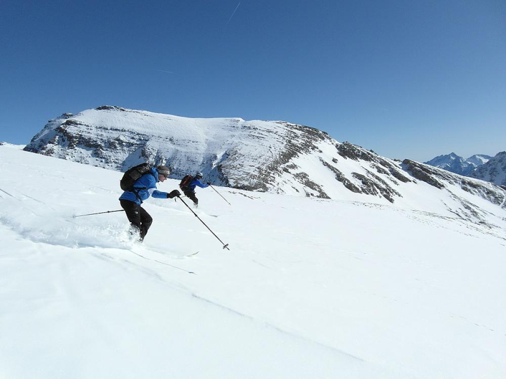 skitouren, skitourengehen, kärnten, osttirol, nationalpark hohe tauern, Natur Aktiv Hotel Tauernstern - Skitour Mohar
