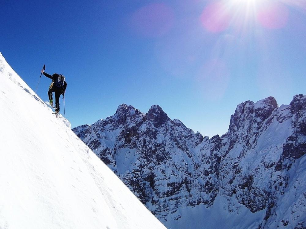skitouren, skitourengehen, kärnten, osttirol, nationalpark hohe tauern, Natur Aktiv Hotel Tauernstern - Skitour Rauchkofel