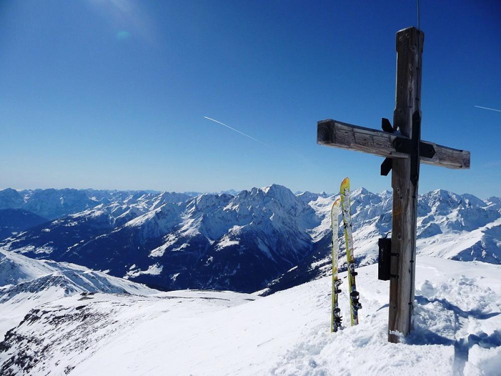 skitouren, skitourengehen, kärnten, osttirol, nationalpark hohe tauern, Natur Aktiv Hotel Tauernstern - Skitour Sandkopf