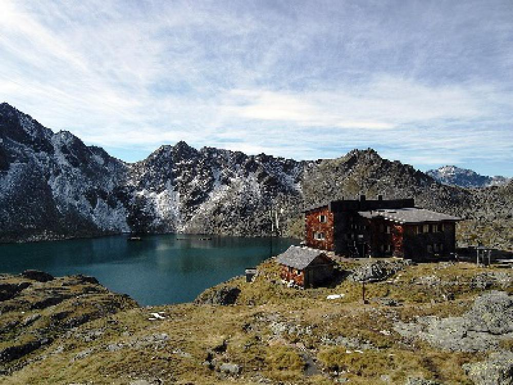 Wanderroute Wangenitzsee Hütte-wanderurlaub, wandern, nationalpark hohe tauern, kärnten, osttirol, österreich – Natur aktiv Hotel Tauernstern