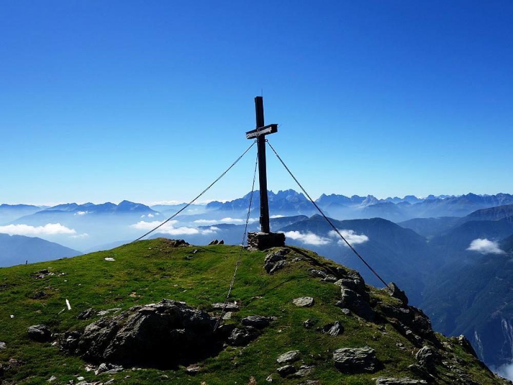 Wanderroute Ziehtenkopf-wanderurlaub, wandern, nationalpark hohe tauern, kärnten, osttirol, österreich – Natur aktiv Hotel Tauernstern