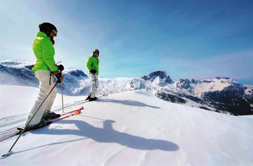 skiurlaub, winterurlaub, kärnten, osttirol, mölltaler gletscher, lienz, heiligenblut, nationalpark hohe tauern - Hotel Tauernstern Arrangement1 Skiurlaub