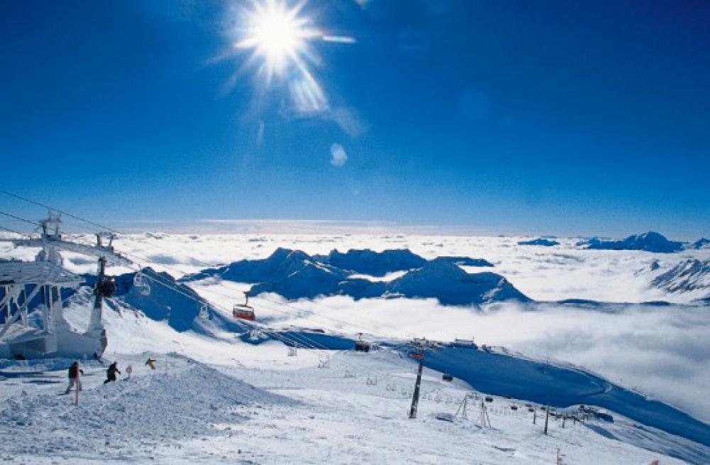 skiurlaub, winterurlaub, kärnten, osttirol, mölltaler gletscher, lienz, heiligenblut, nationalpark hohe tauern - Hotel Tauernstern Skigebiete Mölltaler Gletscher Skiurlaub