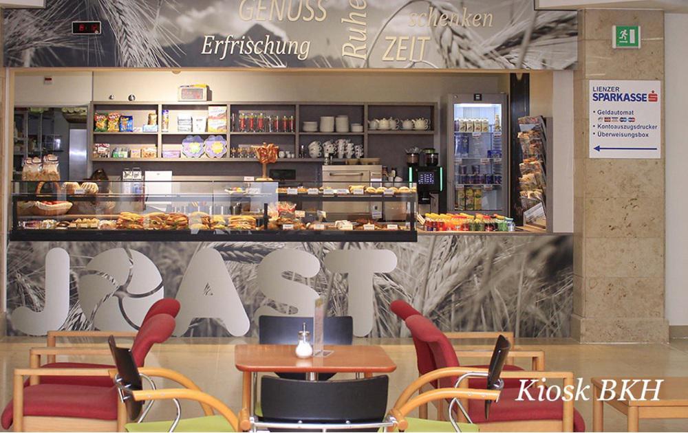 Kiosk BKH Lienz