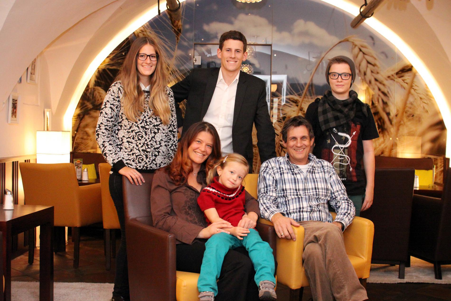 Familienfoto Joast