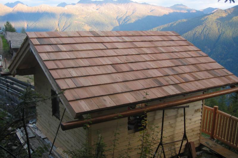 Jagdhütte im Mölltall