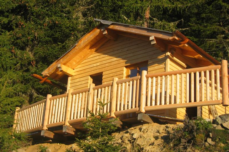Jagdhütte im Mölltal