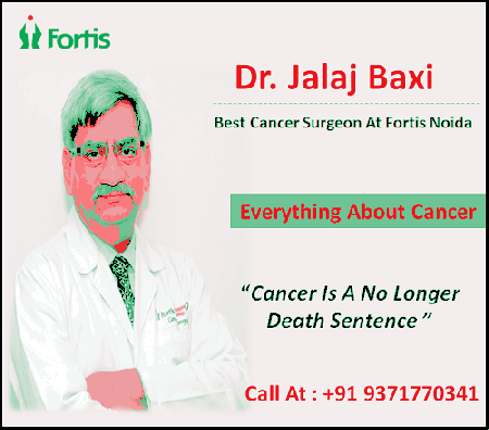 Dr. Jalaj Baxi Best Oncosurgeon In India