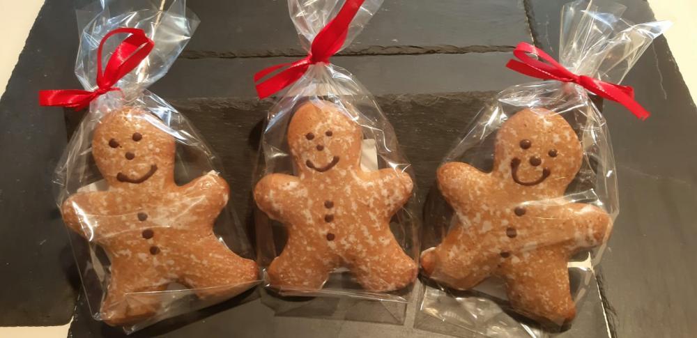 Cookie Man Lebkuchen