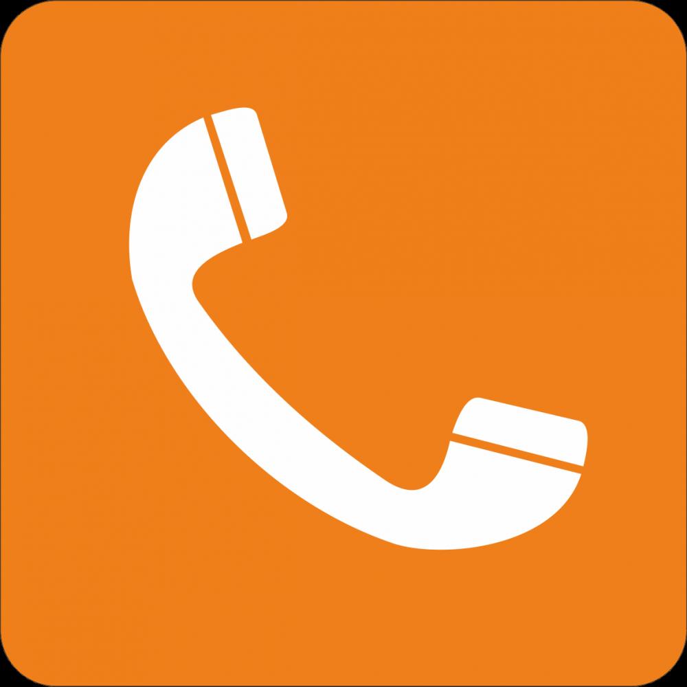 Piktogramm Telefonzelle