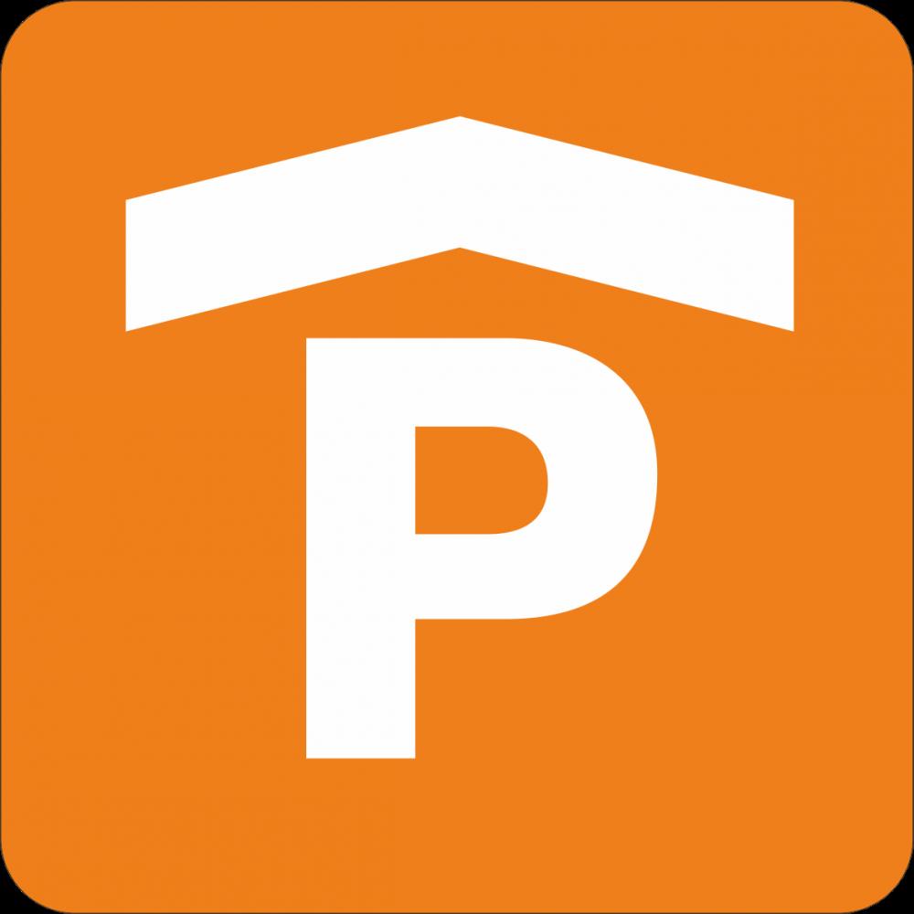 Piktogramm Parkhaus