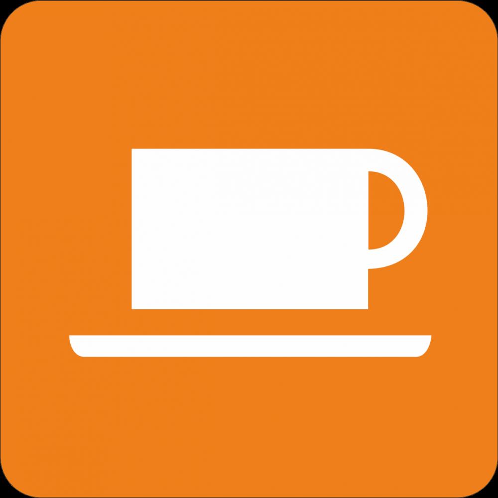 Piktogramm Cafeteria