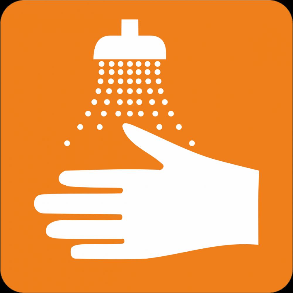 Piktogramm Waschraum