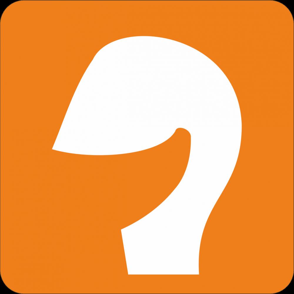 Piktogramm Mundschutz tragen