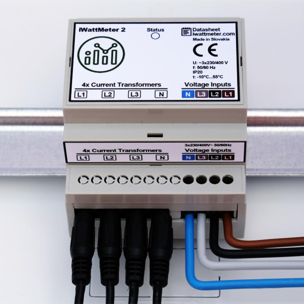 iWattMeter, Strommessgerät