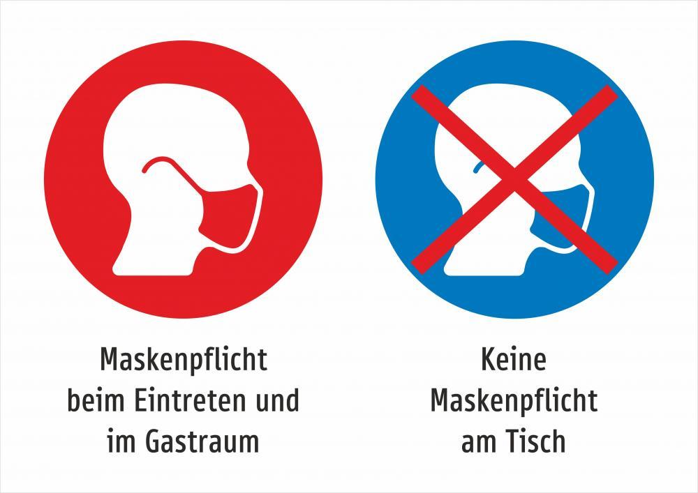 Keine Maskenpflicht
