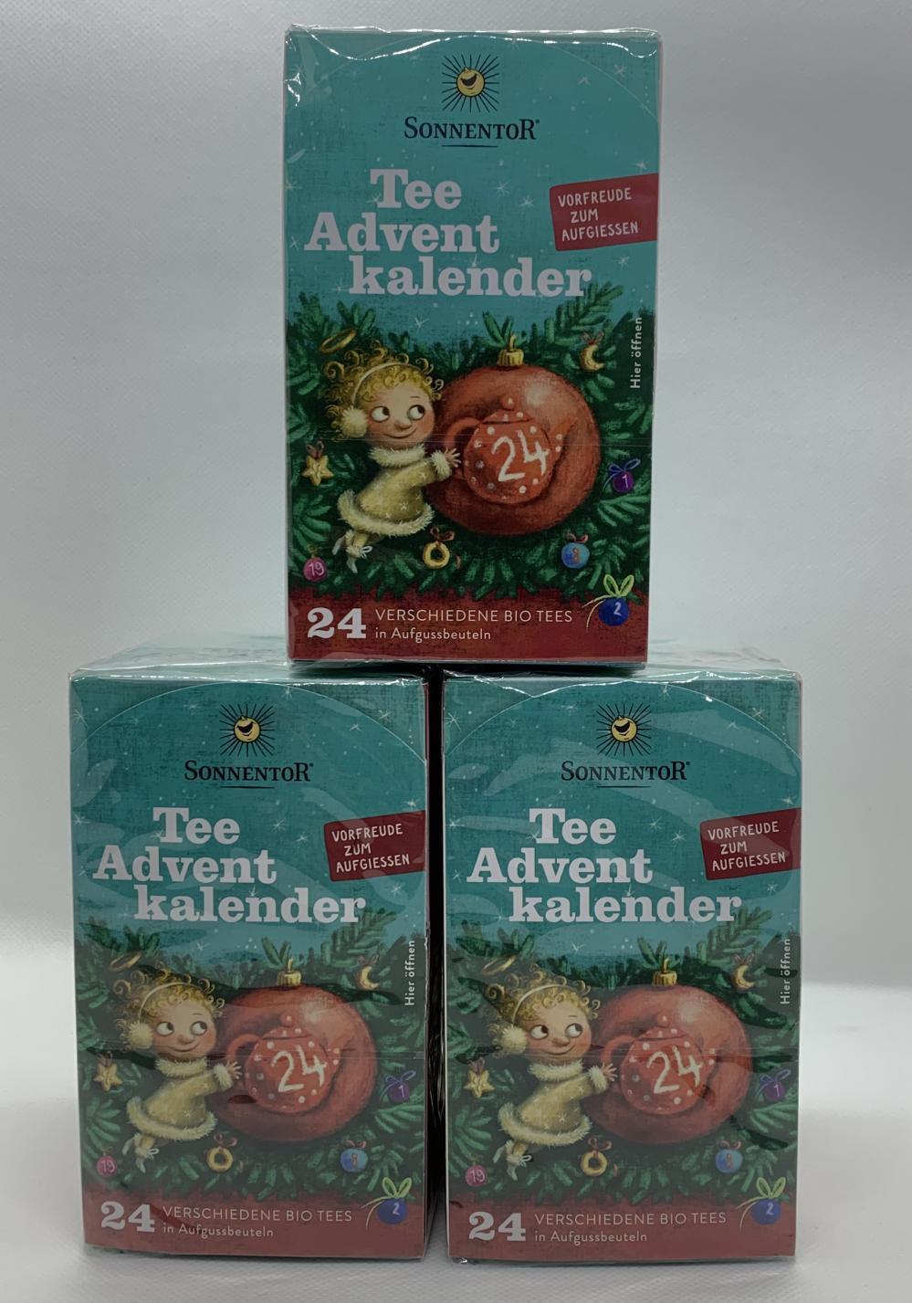 Tee Adventkalender
