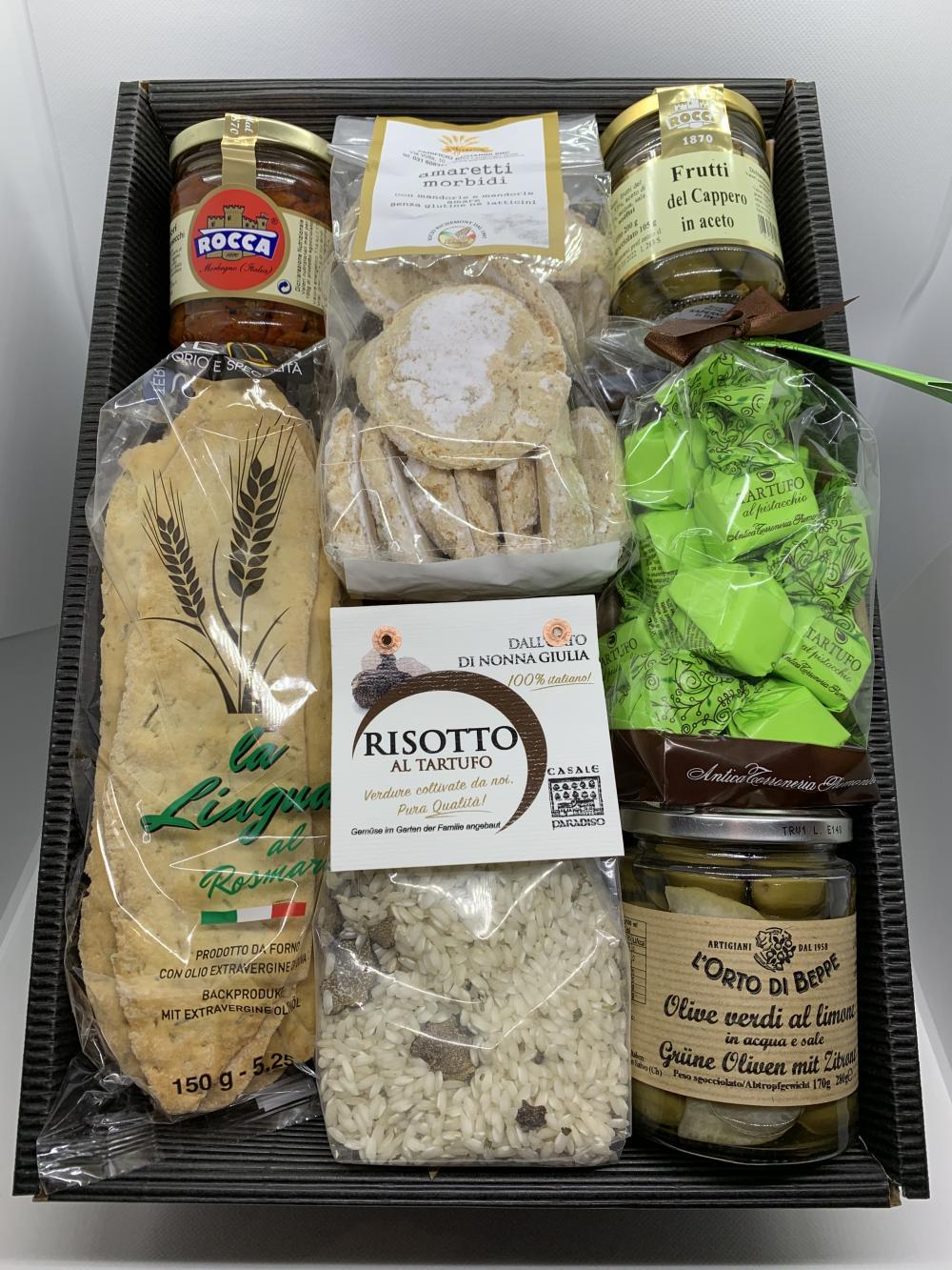 Geschenkspaket Italien 1