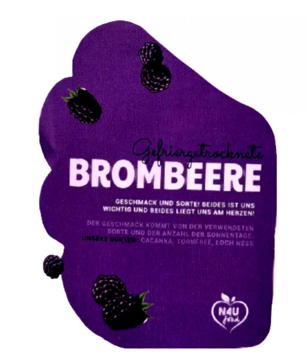 GEFRIERGETROCKNETE BROMBEERE 30 g