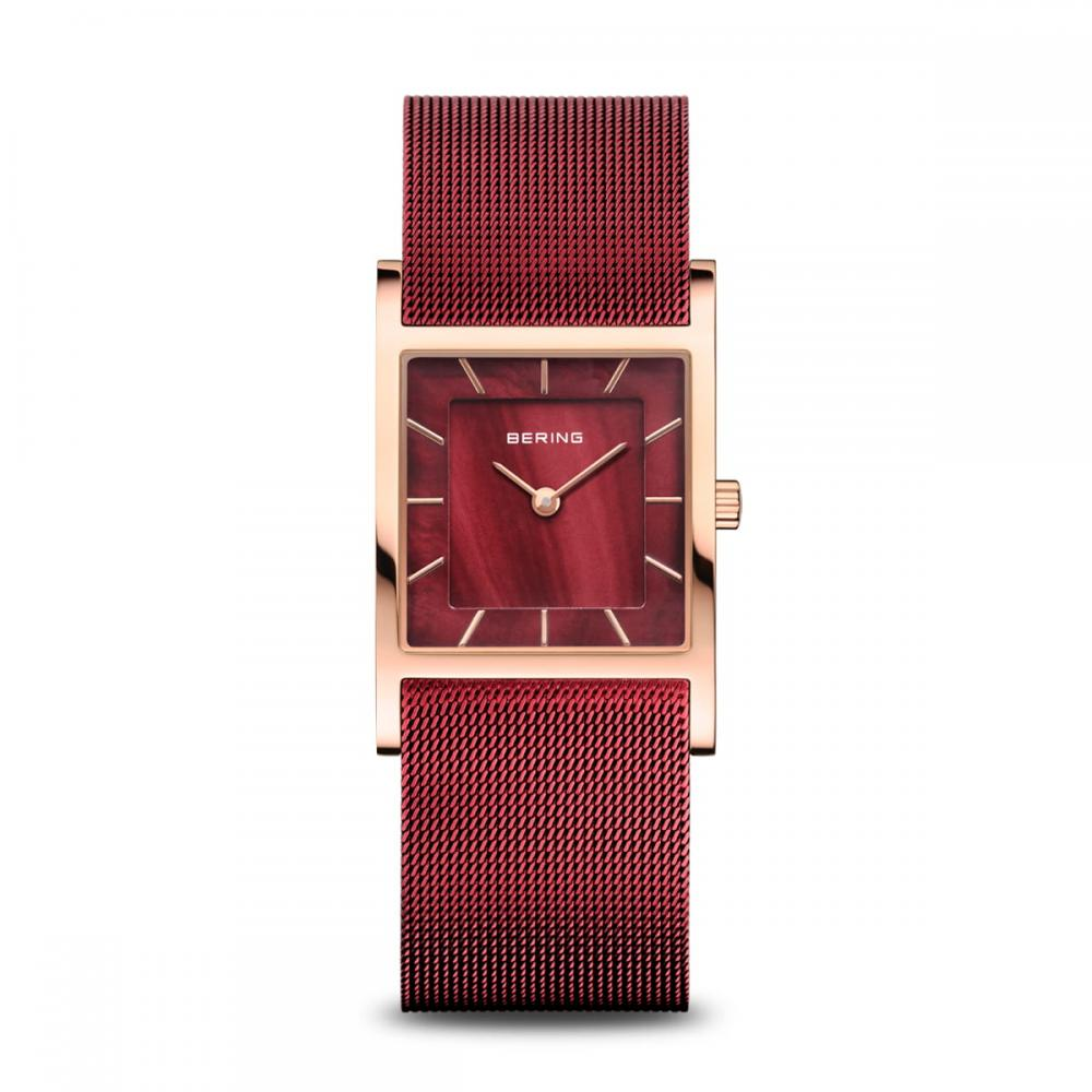 Bering Damenuhr Classic | roségold glänzend | 10426-363-S