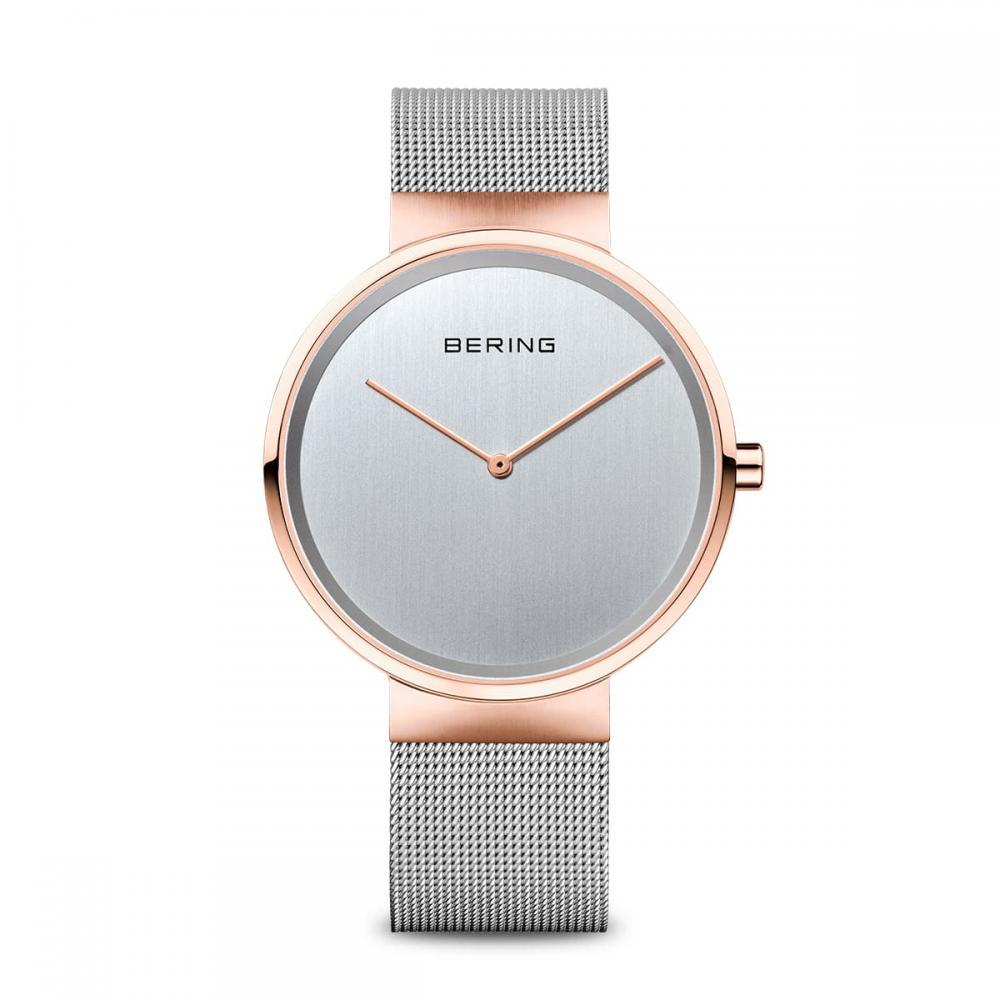 Bering Damenuhr Classic | roségold poliert/gebürstet | 14539-060