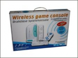 Wireless TV Game Console