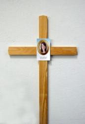 Bild für Holzkreuz