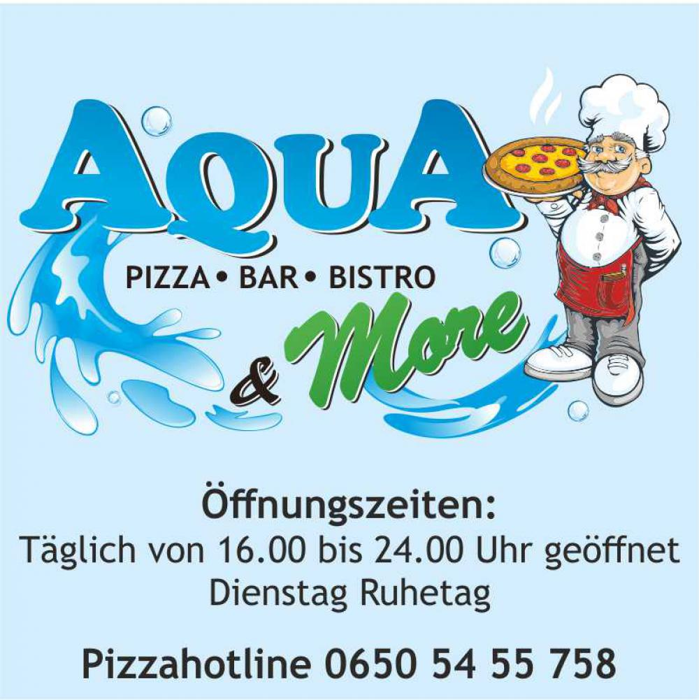 Aqua & More - Pizza, Bar, Bistro