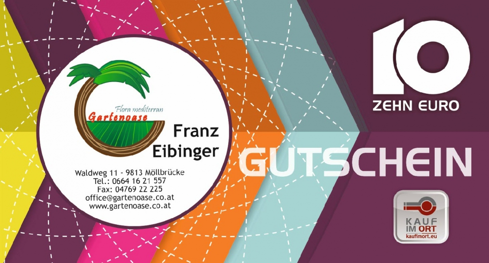 Gartenoase Eibinger - Beratung, Planung, Gestaltung, Pflege